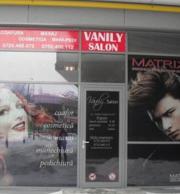 vanily salon ghica plaza