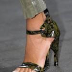 Sandale cu toc Edun 2013